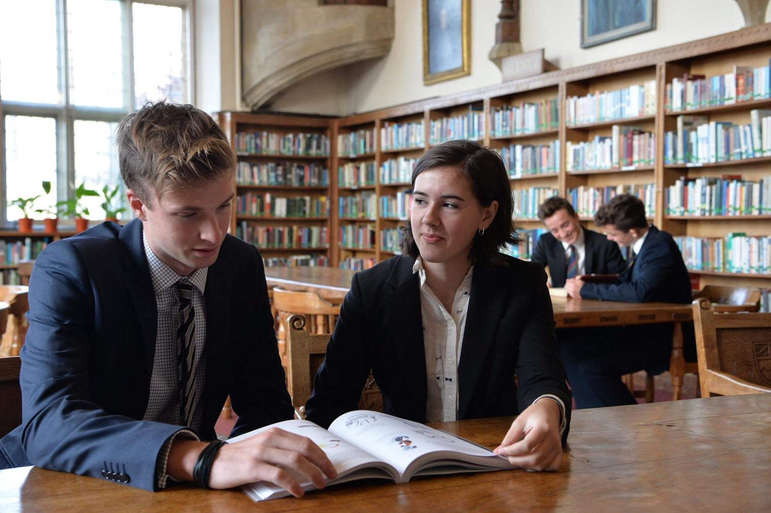 Education at Ampleforth