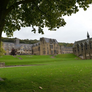 Ampleforth College Founded