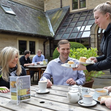 Ampleforth Abbey Tea Room