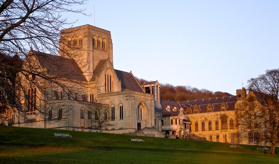 Ampleforth Abbey Sunset