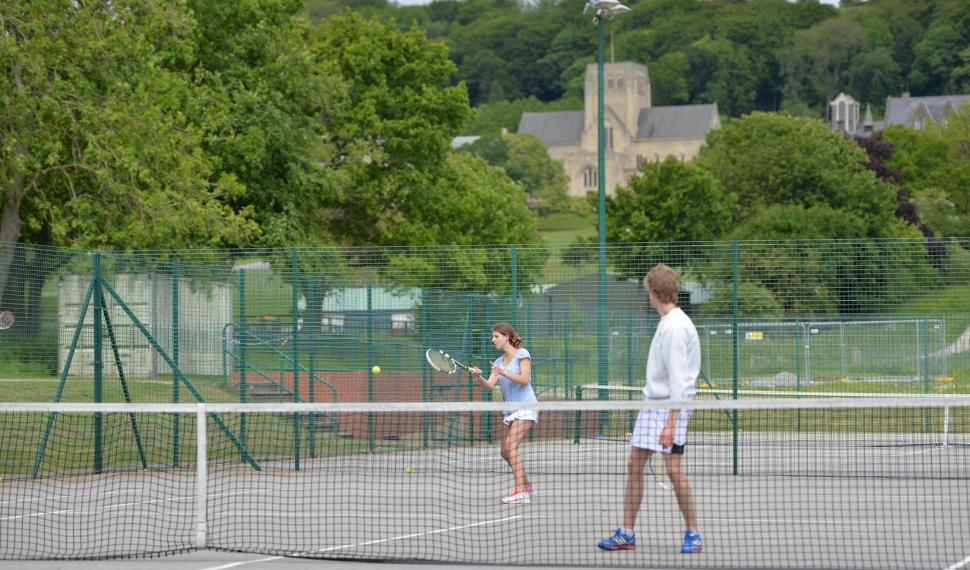 Ampleforth Tennis