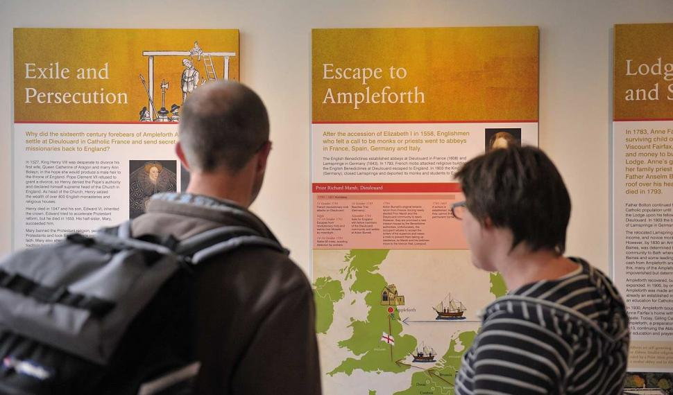 Ampleforth Visitor Centre