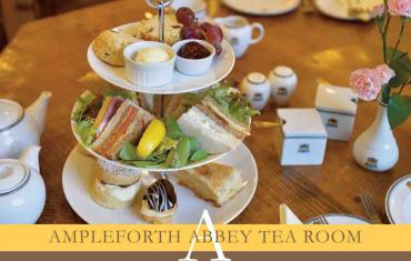 Afternoon Tea at Ampleforth
