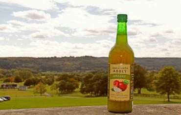 3 Star Award at this year's Great Taste Awards for our Ampleforth Abbey Apple Juice