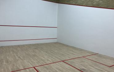 Squash Courts at Ampleforth