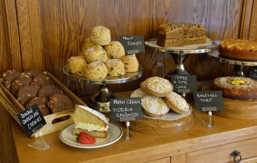 Ampleforth Tea Room